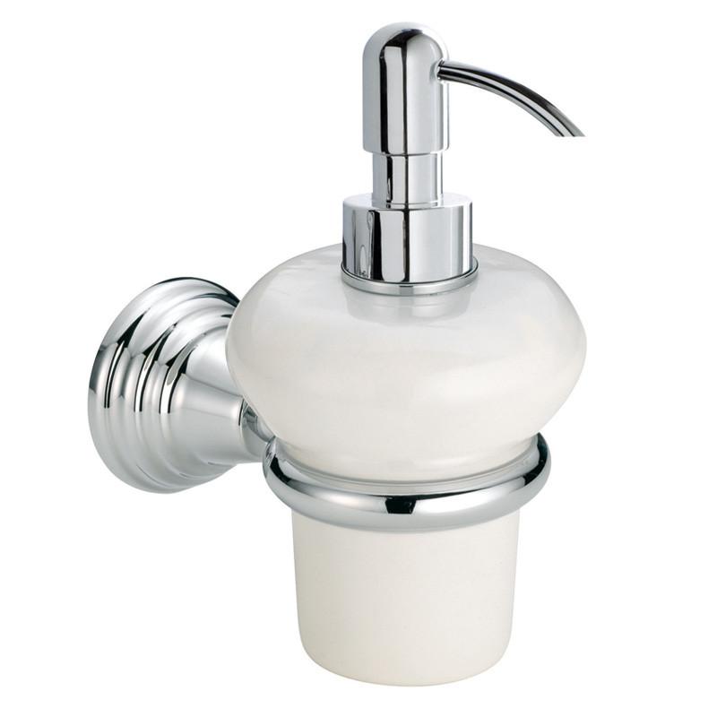 porte savon liquide museo pour salle de bains anjou