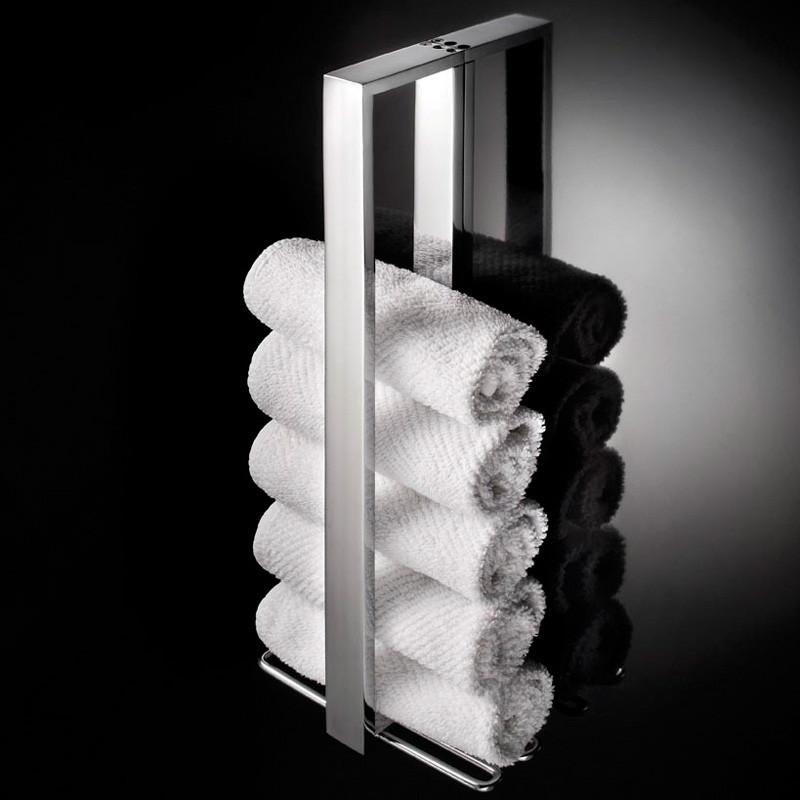 Porte serviettes vertical skuara anjou connectique - Porte serviette design ...