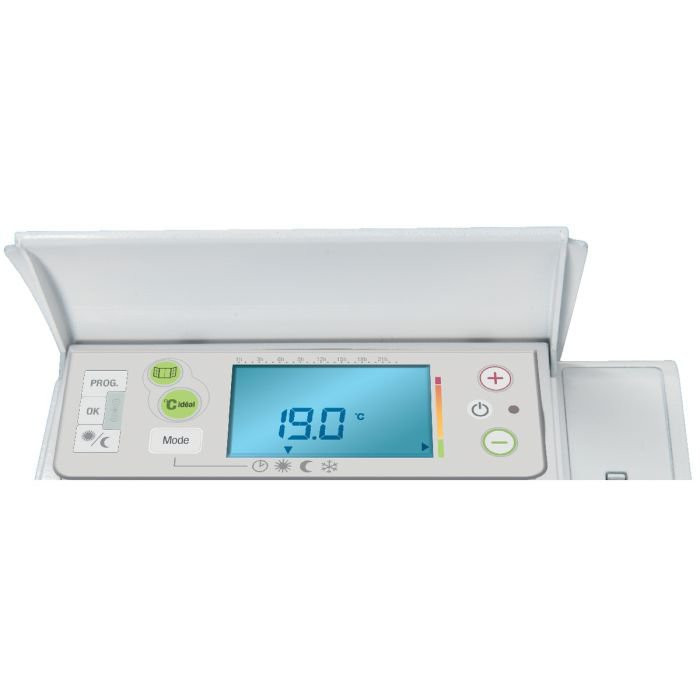 Radiateur electrique fonte active - Comparatif radiateur electrique a inertie et chaleur douce ...