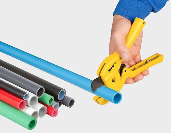 Coupe tubes plastique et multicouche 26mm rems - Pince coupe tube multicouche ...