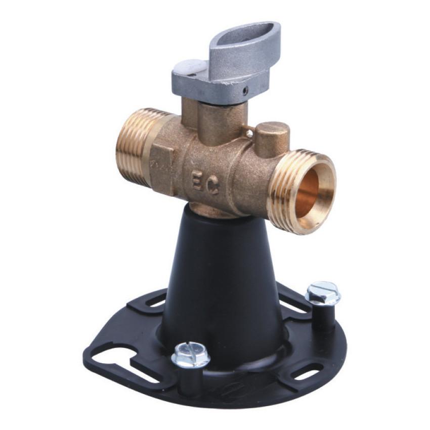 robinet jonction sph ro conique sur socle type e dn25 g1 1 4 anjou connectique. Black Bedroom Furniture Sets. Home Design Ideas