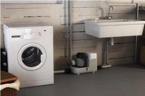 sanicom 1 station de relevage pour eaux us es de sfa. Black Bedroom Furniture Sets. Home Design Ideas
