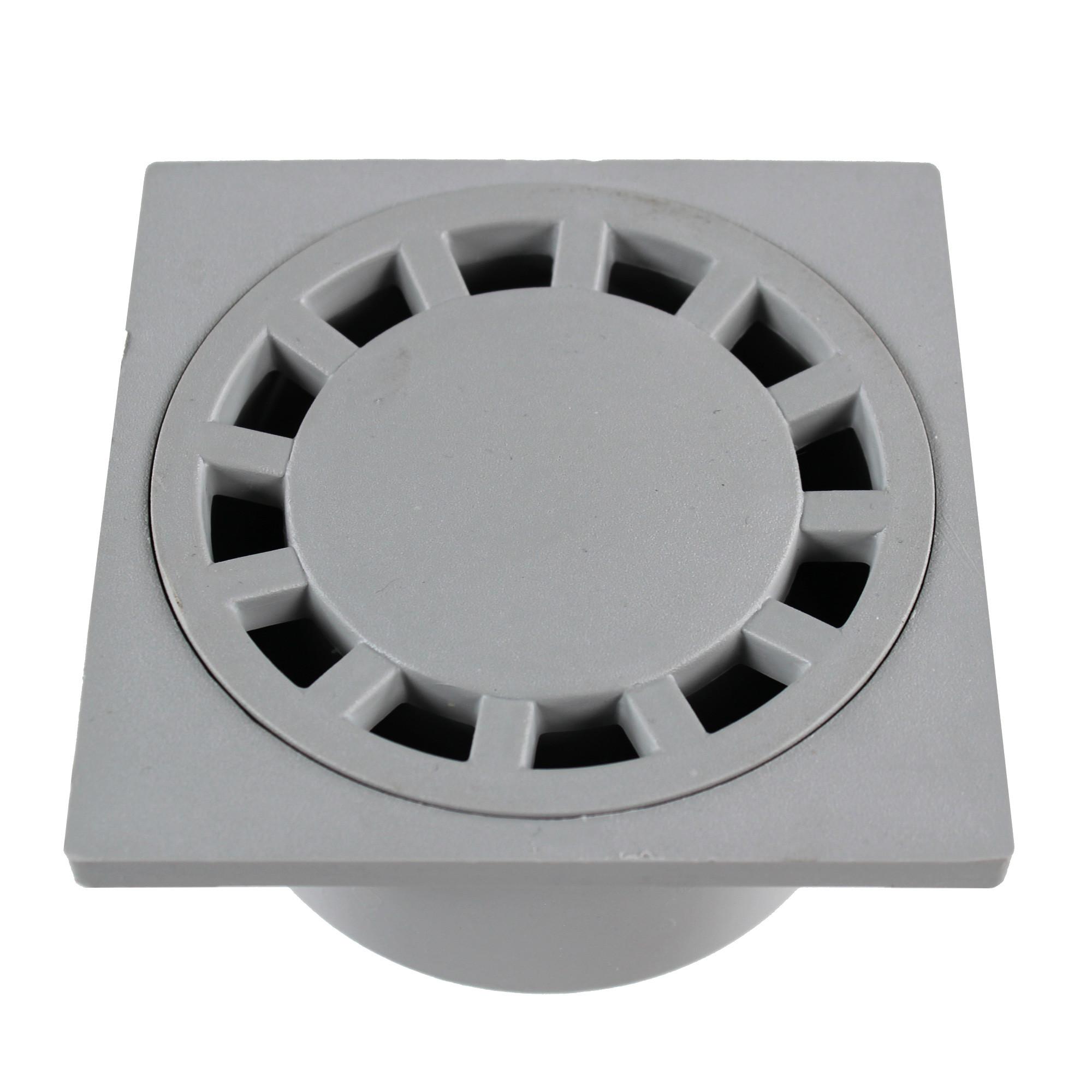 siphon de sol polypropyl ne 100x100mm anjou connectique. Black Bedroom Furniture Sets. Home Design Ideas