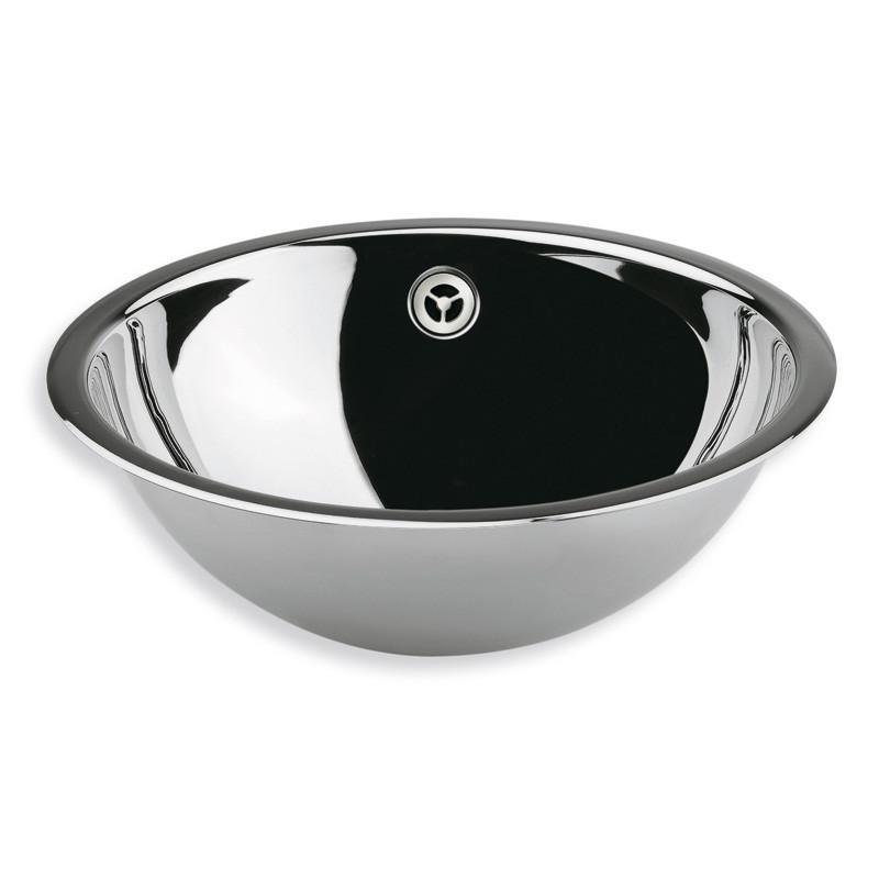 vasque inox encastrer h16 5cm 44cm anjou connectique. Black Bedroom Furniture Sets. Home Design Ideas