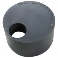 Tampon de réduction PVC Mâle Ø100 Femelle Ø32 ou Ø40 ou Ø50 ou Ø63 ou Ø75 ou Ø80 First Plast