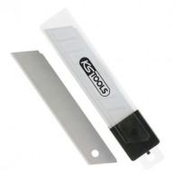 10 lames sécables 25mm pour cutter KS Tools 907.2180