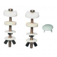 Vis métal pour cuvette et réservoir M21 - Wirquin PRO 10720831