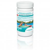 Chlore 5 fonctions piscine hors sol - Boîte 1 kg - BAYROL