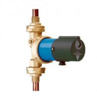 """Circulateur bouclage sanitaire VORTEX (sans horloge) avec thermostat réglable, vanne et clapet - Mâle 1/2"""" (15/21) - Thermador"""