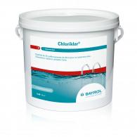 Pastille chlore Chloriklar traitement choc pour piscine - BAYROL