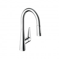 Mitigeur évier douchette extractible Talis S 200 - Hansgrohe 72813000