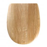 Abattant wc OLFA Ariane Angora Wood