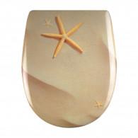 Abattant wc OLFA Ariane Etoile de mer