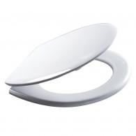 Abattant WC thermoplastique AQUALID PLASTIQUE - Wirquin Pro 20720663