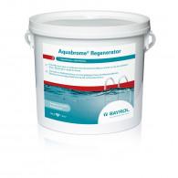 Aquabrome Regenerator 5kg - Granulés pour réactivation du brome - BAYROL