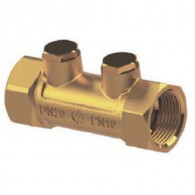 "Clapet anti pollution ACS - Femelle 1-1/4"" (33/42) Femelle 1/2"" (15/21) - Lg 110mm - Arco"