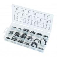 Assortiment de circlips internes et externes, 225 pièces KS Tools 970.0310