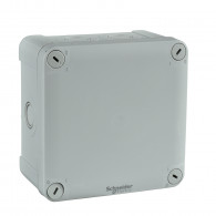 Boîte de dérivation IP 55 - 105 x 105 x 55 mm - Mureva Box ENN05085