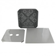 Boite dérivation complète à sceller 170x170x40mm - BLM 651717