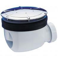 Bonde de douche TWISTO NF Ø90 mm - Wirquin Pro 30720467