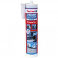 Cartouche Ciment Express 310ml - Ton gris - Fischer 519175