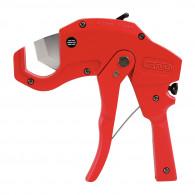 Cisaille «Revolver» pour tubes plastiques, Ø6  - 42 mm KS Tools 222.3100