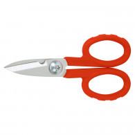 Ciseau d'électricien avec encoche dénude-câbles KS Tools 118.0060