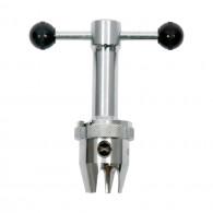 Clé à bonde chromée avec adaptateur KS Tools 116.2005