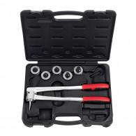 Coffret de pince à emboiture avec 5 têtes KS Tools 202.1400