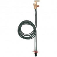 Combiné multibloc monotube 2,20m pour aspiration fioul - Watts 22L0110204