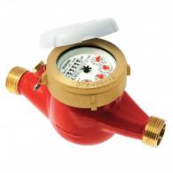 Compteur 1ère prise eau chaude à jets multiples - PN16