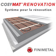 Trame COSYMAT Rénovation 595W - 7m²