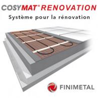 Trame COSYMAT Rénovation 510W - 6m²