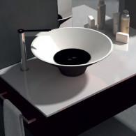 Vasque céramique Deco Huricane diamètre 38cm - Ondyna CO451613