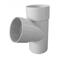 Culotte PVC 45° MF pour tube de descente Ø100