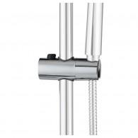 Curseur de barre Ø25 mm - Wirquin Pro 60720905