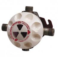 Détendeur inverseur limiteur propane avec indicateur - 6kg/h 1,5bar