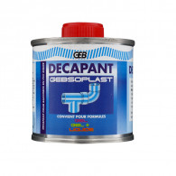 Décapant GEBSOPLAST colle raccords PVC évacuation - 125ml