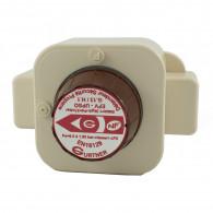 Détendeur à Sécurité gaz Propane - 3kg/h 37 mbar - Mâle 20x150