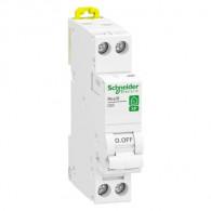 Disjoncteur Resi9 XP - 1P+N - 2A - courbe C - peignable - Schneider Electric R9PFC602