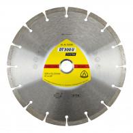 Disque à tronçonner Ø125mm diamant - DT 300 U - Klingspor 325346
