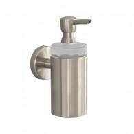 Distributeur de savon liquide brossé Logis Hansgrohe 40514820