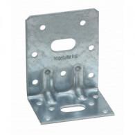 Équerre renforcée acier pré-galvanisé E14/2