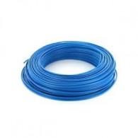 Fil électrique HO7VR 6mm² Bleu en 100m