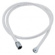Flexible PVC TOUCH chromé 1,50 m - Wirquin Pro 60720789