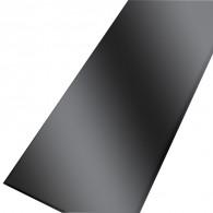 Grille crystal noir pour caniveau Docia Nicoll