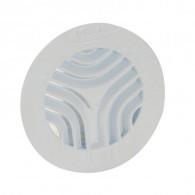 Grille de ventilation ronde intérieure avec moustiquaire Nicoll