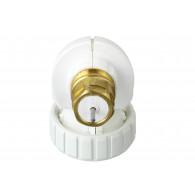 Renvoi d'angle pour fixation à gorge - Pièce de rechange pour sondes de radiateur
