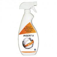 INSERT 9 Nettoyant vitres pour poêles et inserts