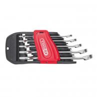 Jeu de 5 clés mixtes métriques - sur support KS Tools 922.0040